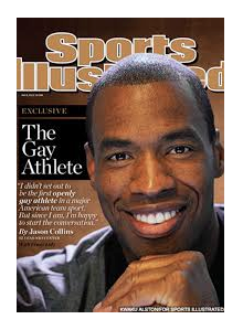 Jason Collins Sports Illustrated