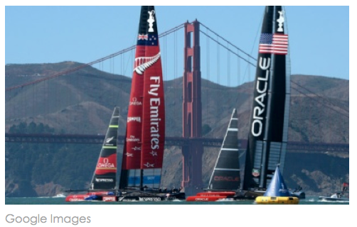 America's Cup - Team and Individual Results