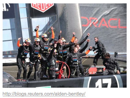 The America's Cup - Pride In Performance
