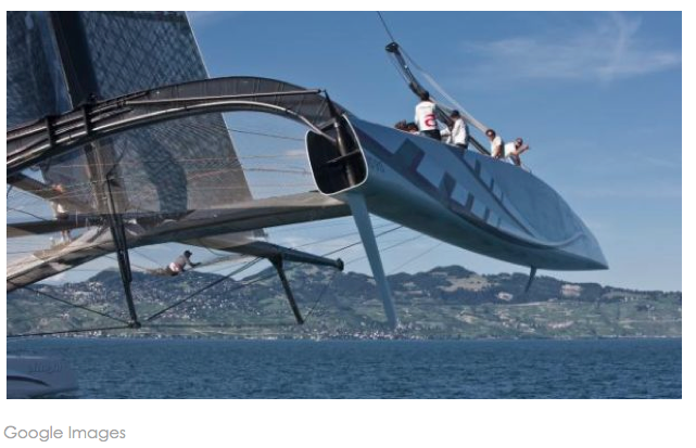 The America's Cup - Working & learning Together