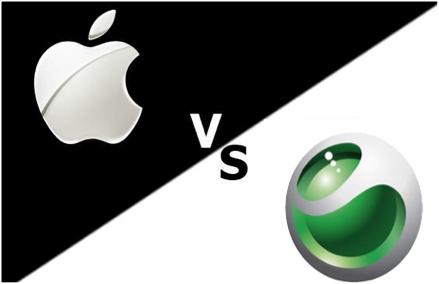 Apple vs. Sony